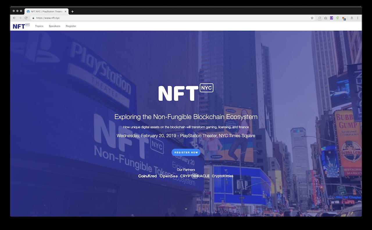 nftnyc screenshot