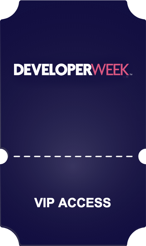 DeveloperWeekTicket