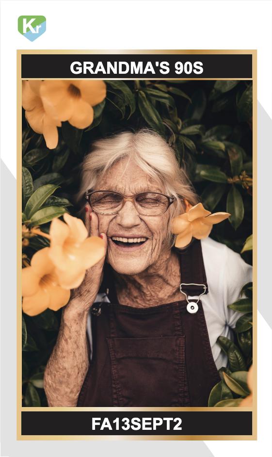 Grandmas Card