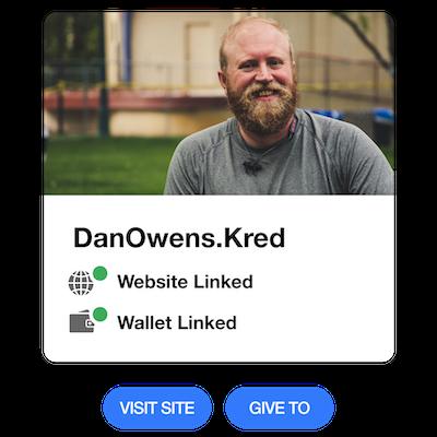 Tokenized Kred Domains